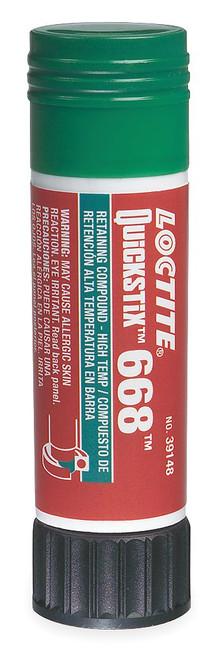 Henkel 39148 LOCTITE® 668™ High Temperature Retaining Compound - 19 Gram (0.67 oz) Stick