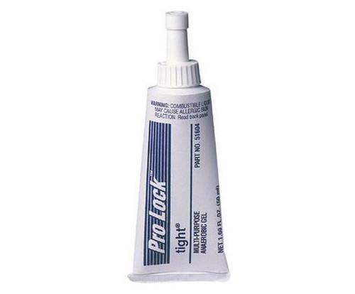 Henkel 51604 LOCTITE® LB 8060™ Silver Heavy-Duty Anti-Seize - 10 mL (0.34 oz) Tube