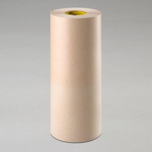 "3M™ 021200-05419 Scotch® 346 Tan 16.7 Mil Heavy-Duty Protective Tape - 18"" x 60 Yard Roll"