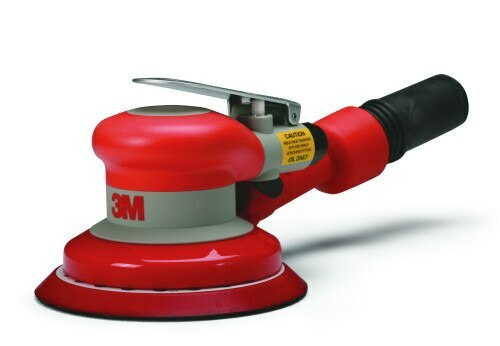 "3M 051141-20319 Random Orbital Sander - Self-Generated Vacuum - 5"" x 3/16"""