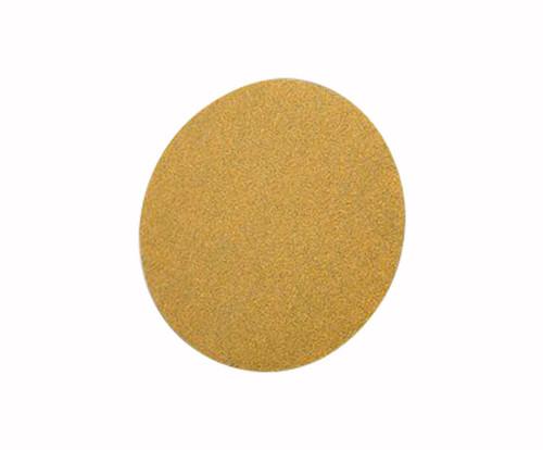 """3M™ 051141-55590 Hookit™ 236U Gold 6"""" P120 Grit Disc - 250 Discs/Case"""