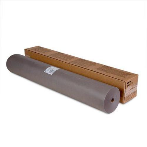 "3M™ 021200-06518 Scotch® Steel Gray 2.8 mil Masking Paper - 18"" x 1000' Roll"