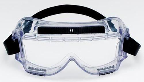 3M™ 078371-62390 Centurion™ 454AF Clear Anti-Fog Lens 40305-00000-10 Safety Splash Goggle