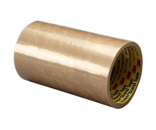 """3M™ 021200-05577 Scotch® 336 Clear 1.5 Mil Polyester Protective Tape - 18"""" x 144 Yard Roll"""