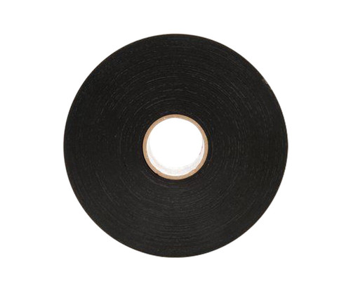 """3M™ 054007-42803 Scotchrap™ 51 Black 20 Mil Printed Vinyl All-Weather Corrosion Protection Tape - 2"""" x 100' Roll"""