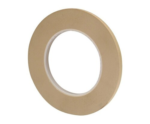 3M™ 021200-06341 Scotch® 233 Tan Automotive Refinish Masking/Painter's Tape - 72 mm x 55 m Roll
