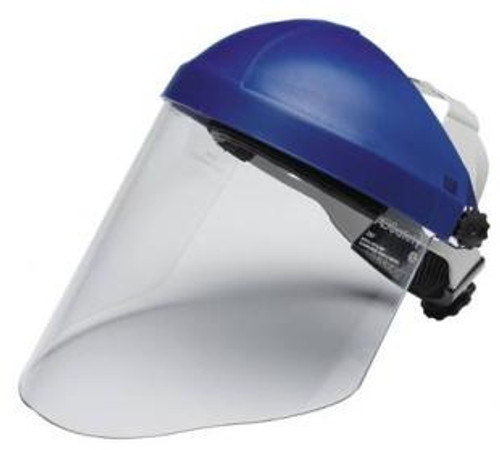 3M™ 078371-82701 Clear WP96 Molded Polycarbonate Faceshield, 82701-00000 - 10 Faceshield/Case
