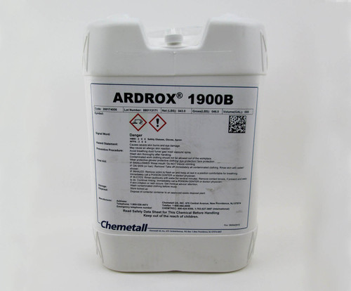 Chemetall ARDROX® 1900-D Multi-Purpose Heavy Duty Cleaner - 25 Liter (5 Gallon) Plastic Jerrican