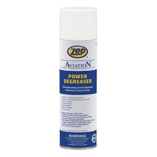 ZEP® H023 Aviation™ Clear Power Degreaser - 20 oz Aerosol Can