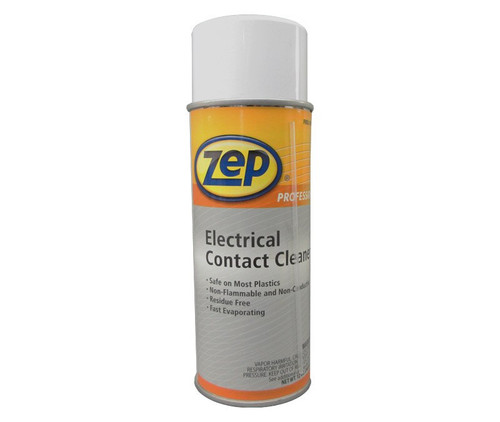 ZEP® R108 Professional Electrical Contact Cleaner - 12 oz Aerosol Can