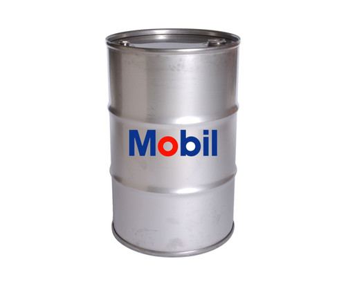 Mobil™ Aero™ HF Red MIL-PRF-5606H Amendment 3 Spec Aviation Hydraulic Fluid - 55 Gallon (206.9 Kg) Drum