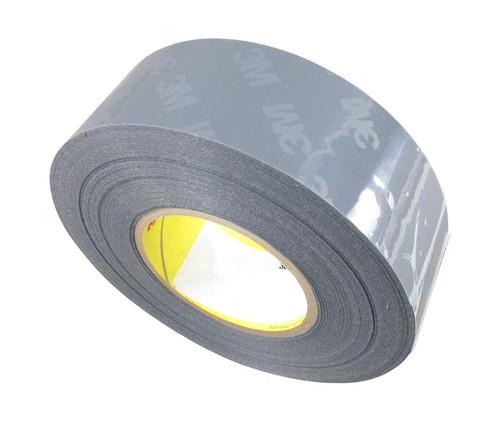 "3M™ 021200-24473 FS 36118 Gray 14 Mil 8681 HS Polyurethane Protective Tape, Skip Slit - 2"" x 36 Yard Roll"
