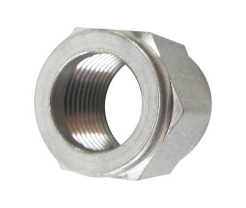 Aeronautical Standard AN818-8J Stainless Steel Nut, Tube Coupling