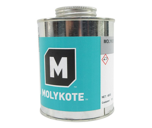 Dupont™ 2899680 MOLYKOTE® P37 Gray Ultra Pure High Temperature Paste - 453 Gram Can