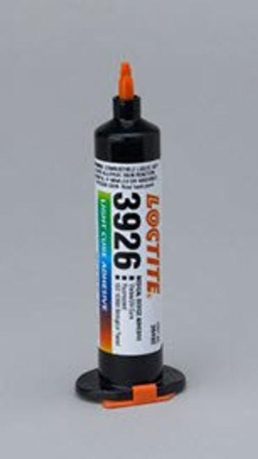 Henkel 36492 LOCTITE® AA 3926™ Clear High-Viscosity Acrylic Adhesive - 25 mL (0.85 oz) Syringe
