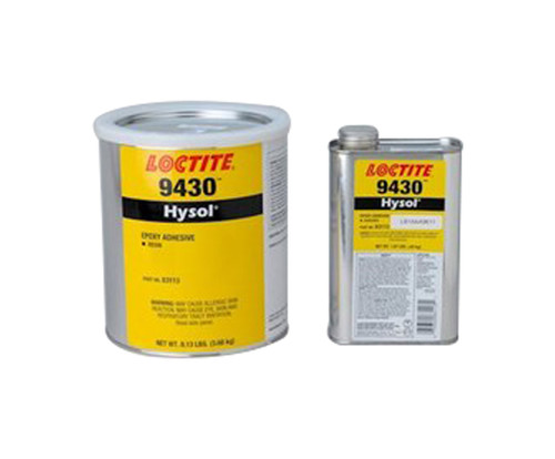 Henkel 83113 LOCTITE® EA 9430™ HYSOL® High-Strength Epoxy Structural Adhesive - 4.5 Kg (10 lbs) Kit