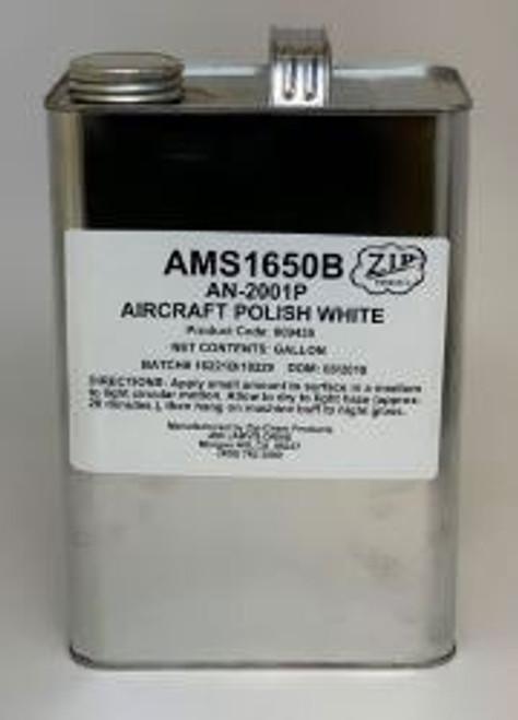 Zip-Chem® 009435 Calla® AN-2001-P Light Tan Aircraft Polish and Drywash - Gallon Can