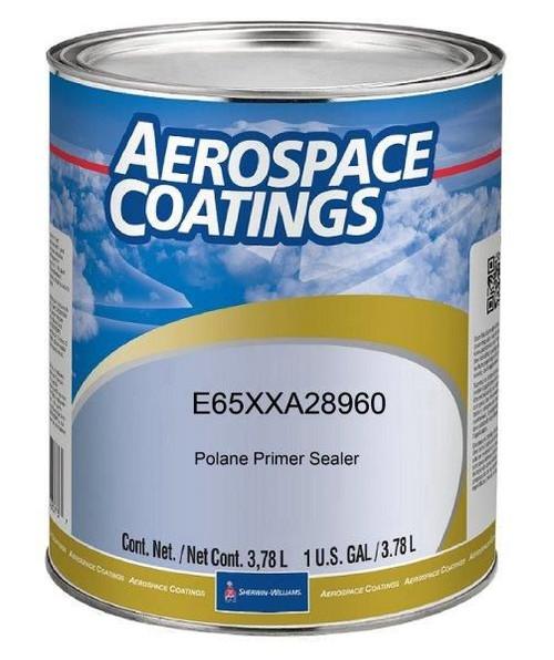 Sherwin-Williams® E65XXA28960-4311® POLANE Dark Gray Primer Sealer - Gallon Can