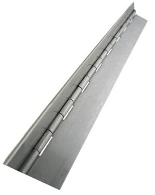 Military Standard MS20001-8-7200 Aluminum Hinge, Butt