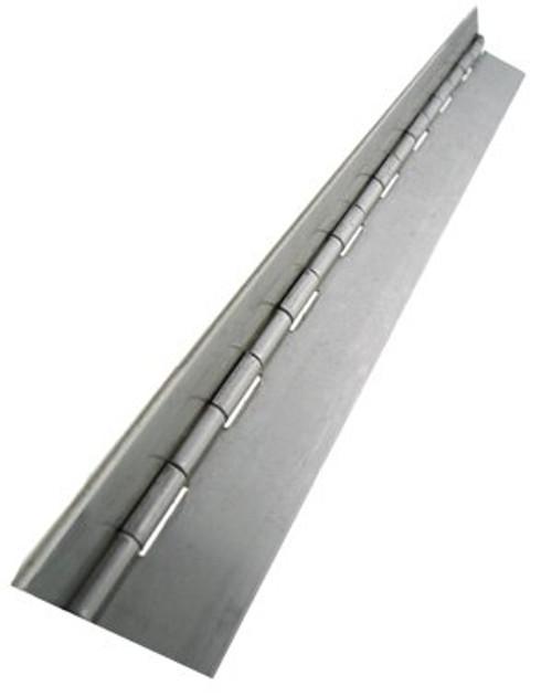 Military Standard MS20001P4-7200 Aluminum Hinge, Butt