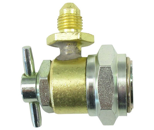 Dill Air Controls 8927 High Pressure Strut Coupler - .375-24 Hose Connector - 3,000 PSIG