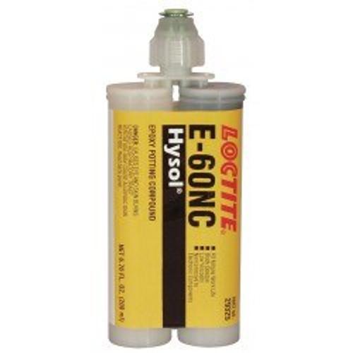 Henkel 29290 LOCTITE® EA E-00CL/100CL™ HYSOL® Clear Structural Epoxy Adhesive - 200 mL (6.76 oz) Standard Cartridge