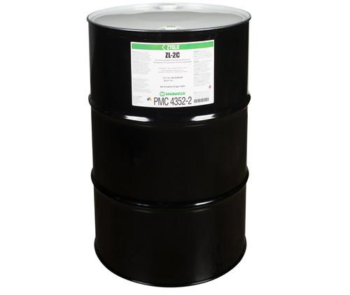 MAGNAFLUX® 01-3123-45 ZYGLO® ZL-2C Level 2 Post Emulsifiable Fluorescent Penetrant - 55 gal / 208 L Drum
