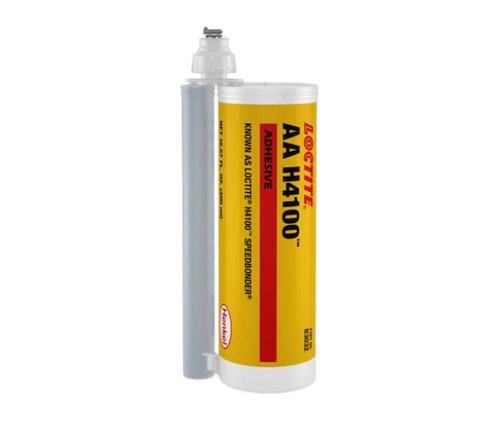 Henkel 83032 LOCTITE® AA H4100™ SPEEDBONDER® Yellow Methacrylate Acrylic Adhesive - 490 mL (16.6 oz) Cartridge
