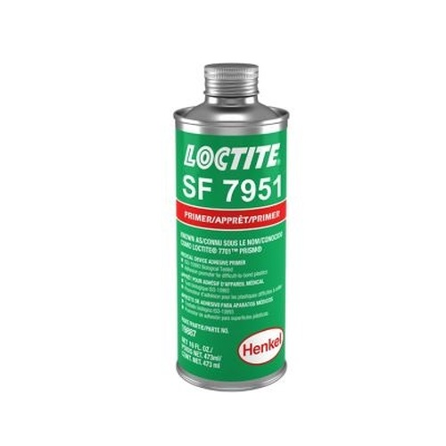 Henkel 27858 LOCTITE® SF 7951™ PRISM® Gray CA Surface Primer - 52 mL (1.75 oz) Bottle