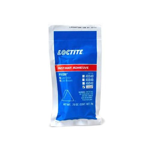 Henkel 18682 LOCTITE® 4031™ PRISM® Transparent Instant Adhesive - 20 Gram (.70 oz) Bottle