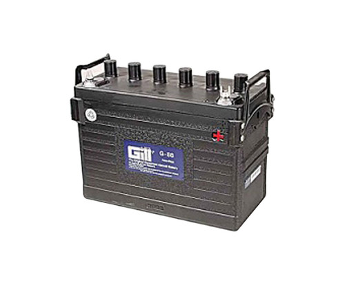 Gill G-88 Aircraft Battery without Acid