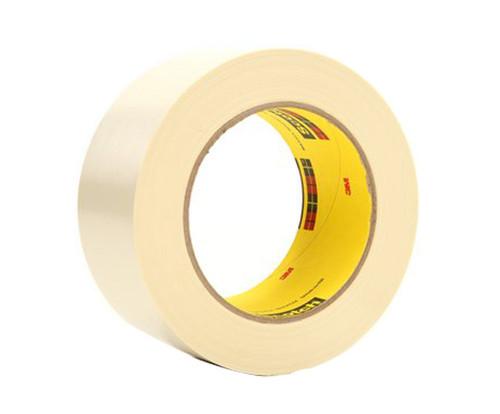 "3M™ 021200-85617 Scotch® 470 Tan 7.1 Mil Electroplating Tape - 2"" x 36 Yard Roll"