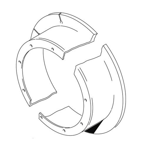 Cleveland Wheel & Brake 164-04406 Brake Disc