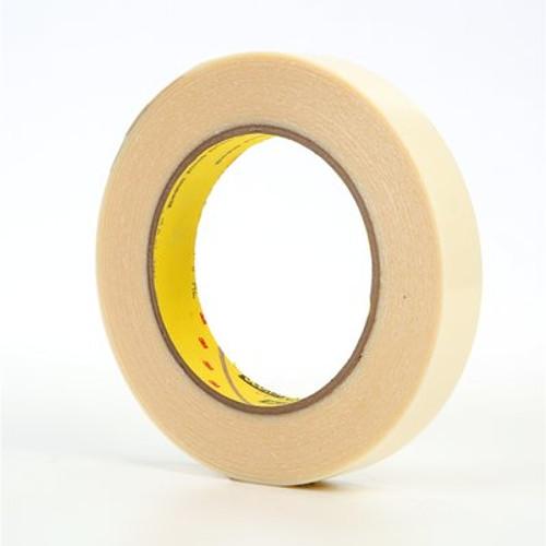 """3M™ 021200-11991 Scotch® 5423 Transparent 5423 UHMW 11.7 Mil Film Tape - 3/4"""" x 18 Yard Roll"""