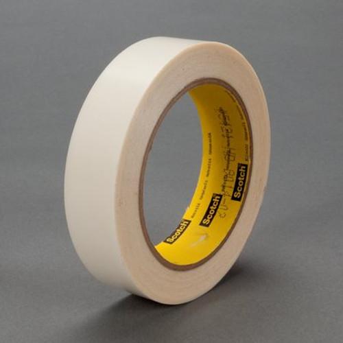 """3M™ 021200-11987 Scotch® 5421 Transparent 5421 UHMW 11.7 Mil Film Tape - 3/4"""" x 18 Yard Roll"""