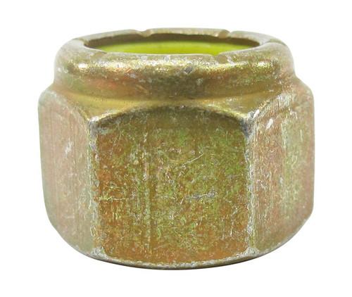 Military Standard MS21044N8 Steel Nut, Self-Locking, Hexagon