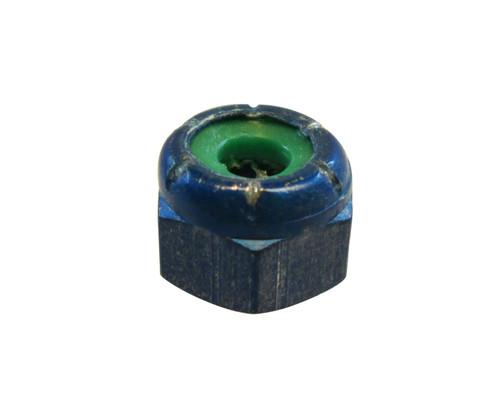 Military Standard MS21044D3 Aluminum Nut, Self-Locking, Hexagon