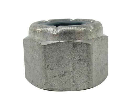 Military Standard MS21044C8 Stainless Steel Nut, Self-Locking, Hexagon