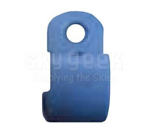 Boeing BACC10DK14 Blue Nylon Clamp, Loop