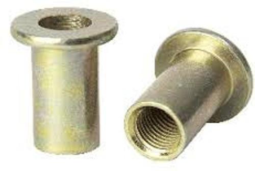 ATLAS® AEA8K106 MaxTite® Aluminum 8-32 UNC-3B (.065-.106 Grip) Nut, Plain, Blind Rivnut