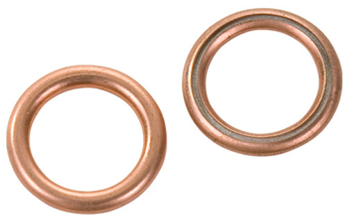 Military Standard MS35769-8 Copper Crush Gasket