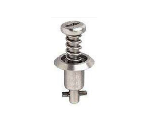 Camloc® 2600-3SW Stainless Steel Wing Head Stud Assembly, Turnlock Fastener