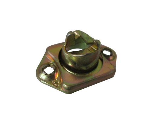 Camloc® 244-16D Bronze Dimpled Encapsulated Floating Receptacle