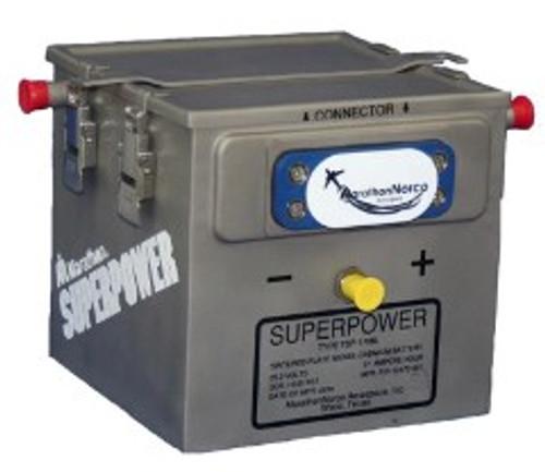 MarathonNorco Aerospace 30978-002 Model ATSP-44 Ni-Cad Aircraft Battery