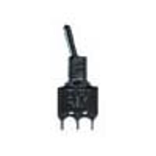 ITT 7201SH3ZQE DPDT Mini Batt Toggle Switch