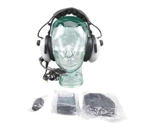 SoftComm C-45-20 Gray ANR Headset
