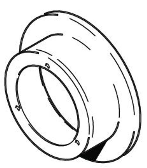 Cleveland Wheel & Brake 164-14000 Chrome Brake Disc