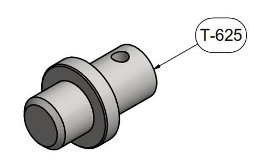 Brackett T-FBO1 Gray Universal Towbar Adapter Kit