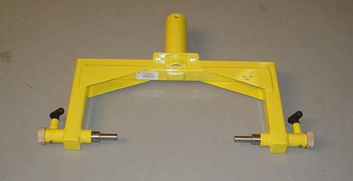 Brackett TY-CH149 Yellow AgustaWestland EH101/US101/CH-149 Multi-Link Towbar Head