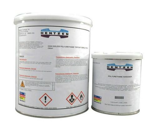 Hentzen 07131GWU/07170CMU AQUA URA-ZEN™ FS#34094 Green MIL-DTL-64159B Type II Spec (CARC) Water Dispersible Aliphatic Polyurethane Primer - 3-Gallon Kit